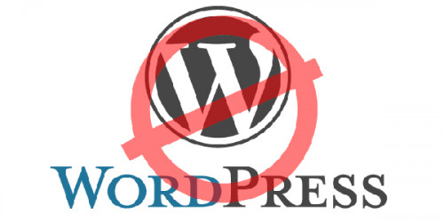 You, as an engineer, should not use wordpress, here is why.