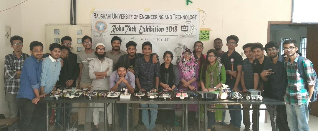 Robotech Exhibition 2018