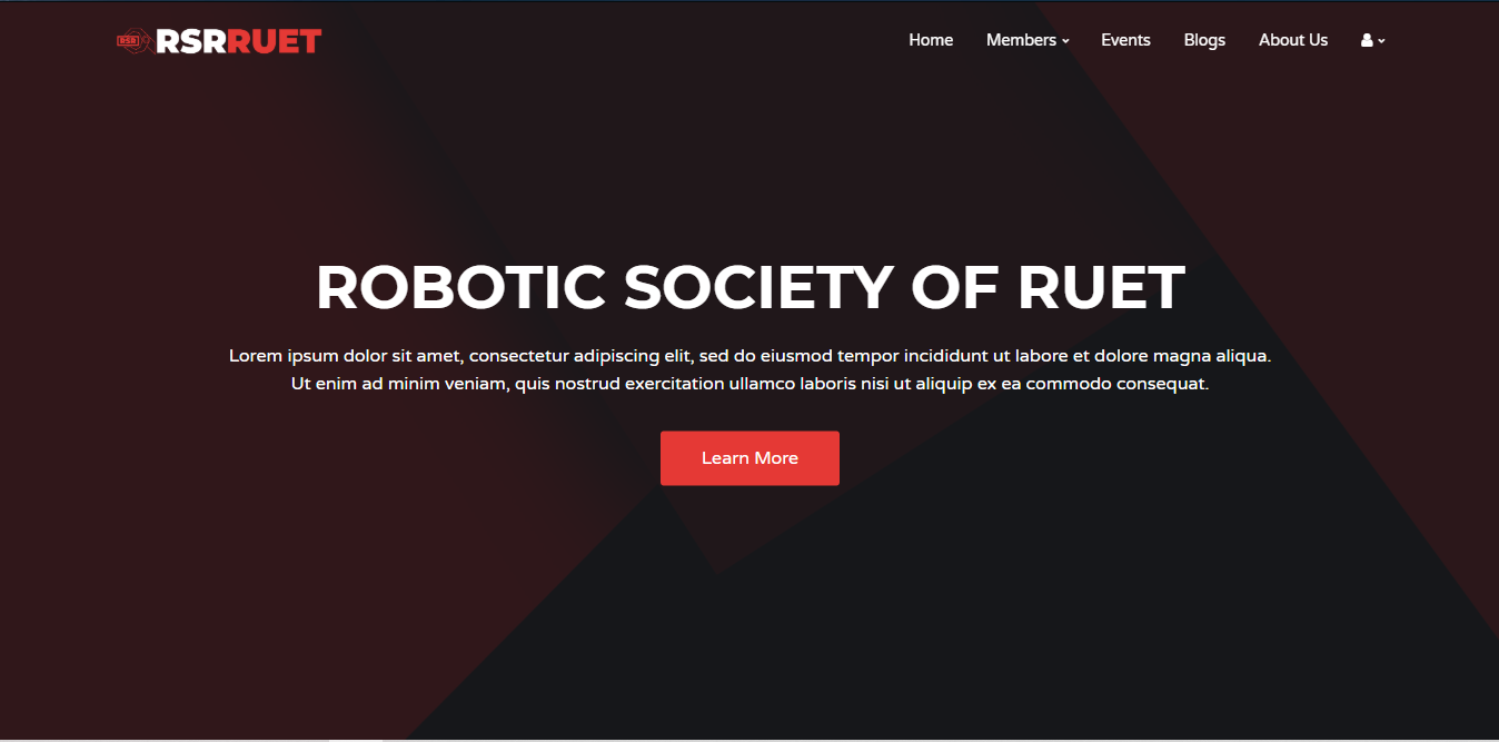 Launched TEAMCMS with RSR